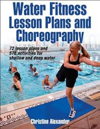 Water Fitness Lesson Plans